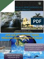 Agua Para Trujillo Respondiendo Al Desafio Urbano