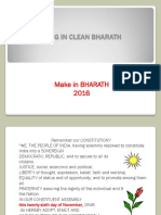 Corruption Free India