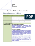 Meta 9. Plan de RRPP