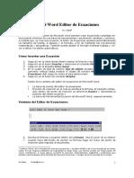 MicroSoft Word Editor de Ecuaciones.pdf