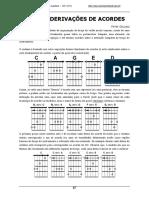 Caged Guitarra