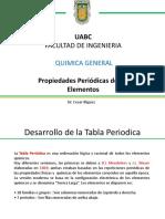 Unidad 1 Propiedades Periodicas de Los Elementos