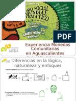 Presentación FSM Tematico 2010-Mesa Multitrueque