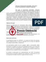 2015 Premio Odebrecht Bases Posgrado (2)