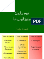 Sistema Imunitário