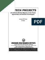 Hi-Tech Projects (E-Copy) Jan15