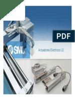 Actuadores Electricos SMC AV 2014
