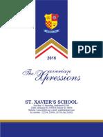 The Xaverian Expression January 2016