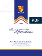 The Xaverian Expression January 2016