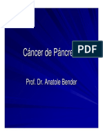 Cancer Pancreas