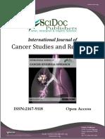 Molecular Cancer-SciDocPublishers