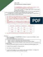 Subiecte Tehnoredactare Sisteme Operare 2016