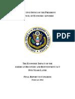 ARRA 2014 Report