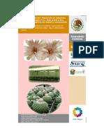 Micropropagación y Producción de Epithelantha