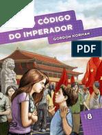 O Codigo Do Imperador - Jude Watson