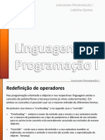 Linguagens Programacao I Alula 05