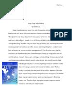 English 113B Essay #3