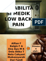 PPT LOW BACK PAIN REHAB