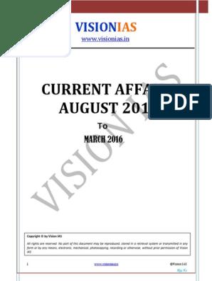 1000  Vision IAS Aug 2015 to March 2016 [Raz Kr] pdf   Dna
