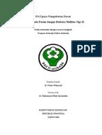 F6 PKM Upaya Pengobatan Dasar DM