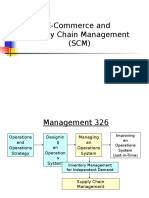 Supply Chain and e Business