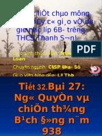 Bai 27 Ngo Quyen Va Chien Thang Bach Dang