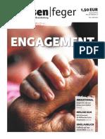 strassenfeger Ausgabe 07-2016 -  Engagement
