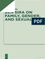 (Deuterocanonical and cognate literature studies volume 8) Ibolya Balla-Ben Sira on Family, Gender, and Sexuality-De Gruyter (2011).pdf