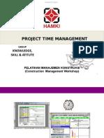 2. Project Time Management