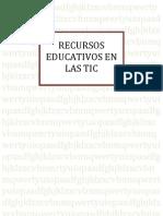 Recursos Educativos en Las Tic