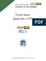 Manuale Corso Base Quad