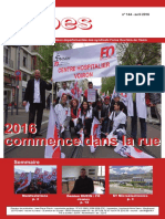 Alpes FO 144 Avril 2016