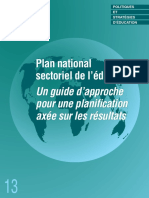 UNESCO Politique Et Strategie d Education