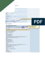 Interface Demo Creations