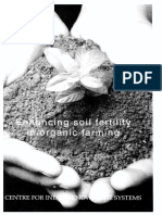 Enhancing Soil Fertility in Organiic Farming