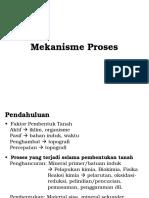 Mekanisme Proses