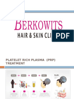 Platelet Rich Plasma (PRP) Hair Loss Treatment
