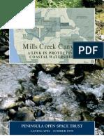 Landscapes Newsletter, Summer 1999 ~ Peninsula Open Space Trust