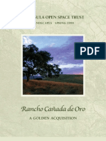 Landscapes Newsletter, Spring 1999 ~ Peninsula Open Space Trust