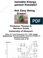Green Technology and Enviromental Sustainablility