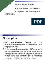Unidad introduccion a JSP