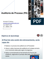 Process Audit Training v11(Español)