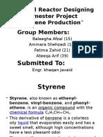 Chemical Reactor Designing - Copy