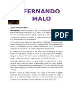 Fernando Malo