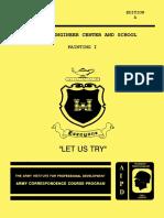 AIPD Subcourse EN0562 Edition A