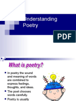 understanding poetry terms
