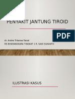 Preskas Thyroid Heart Disease