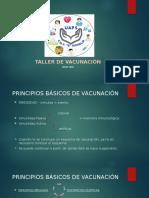 Capacitación de Vacunas