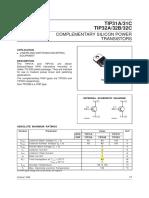 TIP31C-datasheet