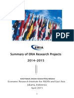 Research Summary 2014 15